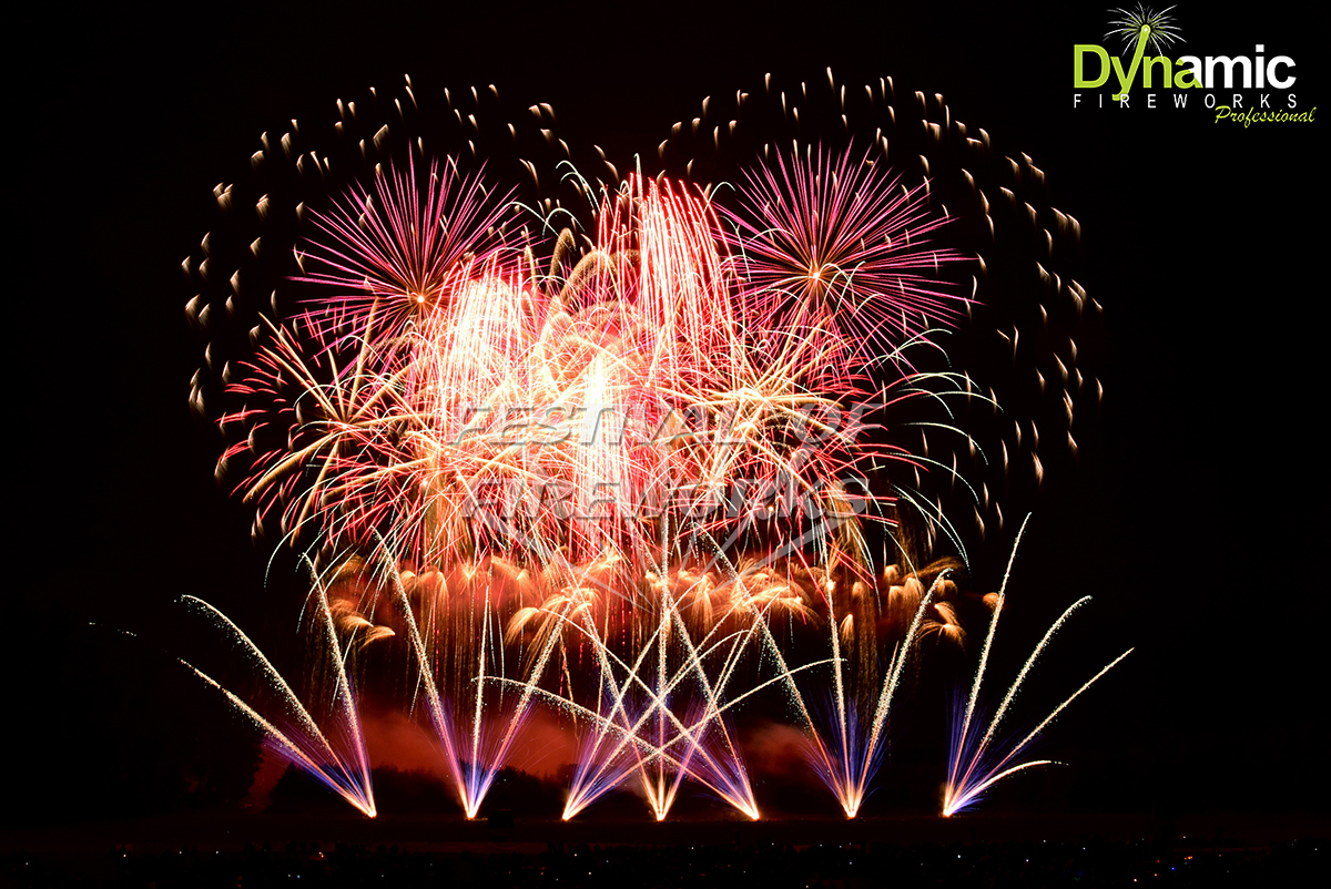 About the UK Festival of Fireworks organised by Jubilee